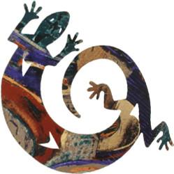 "Gecko Lizard 8"""