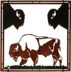 Buffalo (Framed)