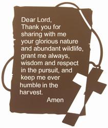 Hunters Prayer