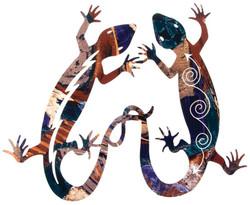 Lizard Tango