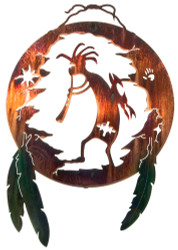 Kokopelli Shield