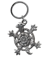 Turtle Fetish Mini Keychain