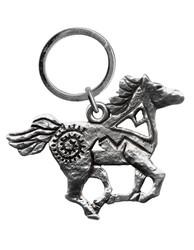 Pony Fetish Mini Keychain