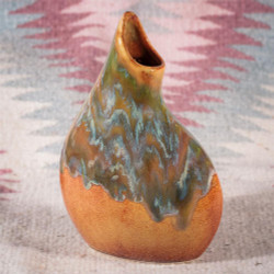 Canyon Meadow Surf Vase