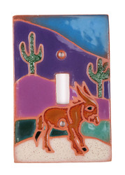 Burro Switch Plate Cover