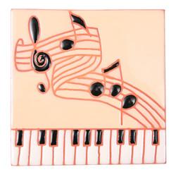 Piano Music Trivet