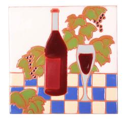 Wine Country Trivet