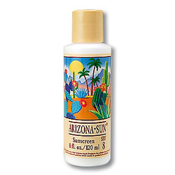 Sunscreen/Suntan, SPF8 - 4oz