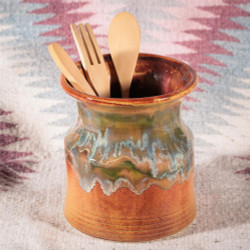 Canyon Meadow Utensil Holder