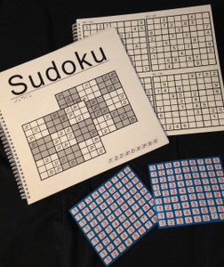 Braille Sudoku Puzzles