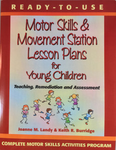 Motor Skills & Movement Station Lesson Plans for Young Children