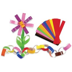 Paper Chain Strips