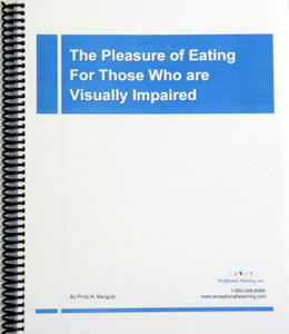 The Pleasure of Eating (EBAE Braille Version)