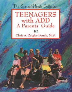 Teenagers with ADD
