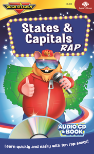 Rock 'N Learn States & Capitals Rap