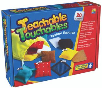 Teachable Touchables Texture Squares