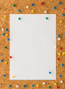 Pushpin Board Kit