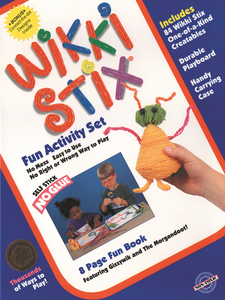 Wikki Stix® Activity Set