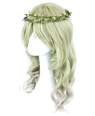 Blonde Medium Wavy 50cm