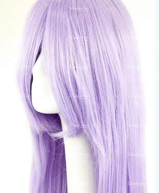 Violet Long Straight 90cm