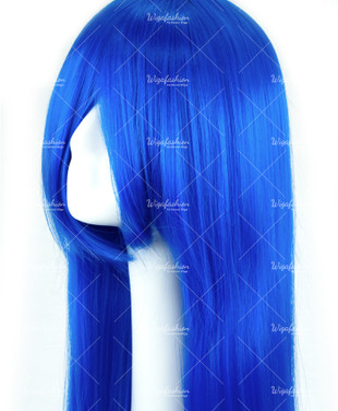 Margarita Blue Long Straight 90cm