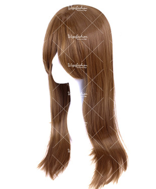 Chocolate Brown Long Straight 70cm