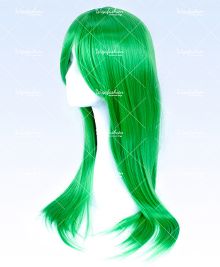 Green Long Straight 70cm