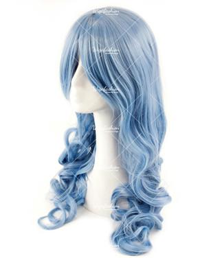 Aurora Blue Big Wavy 65cm