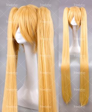 Vocaloid Miku Yellow Blonde