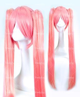 Vocaloid Miku Strawberry Pink