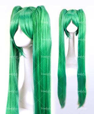 Vocaloid Miku Spring Green