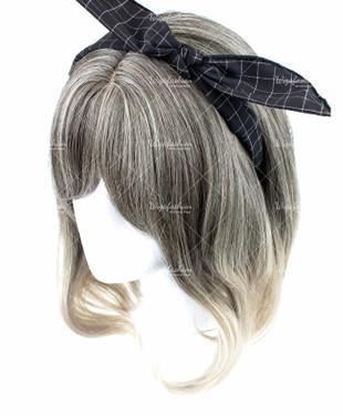 Elfin Dark Grey Blondie