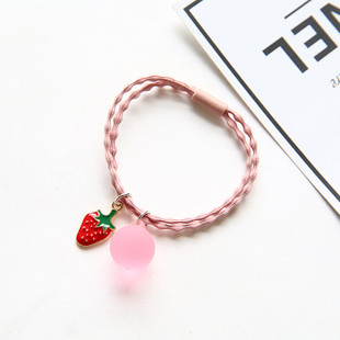 Fruit Charm Hair Tie