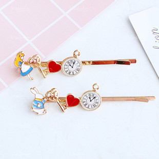 Alice in The Wonderland Bobby Pin Set