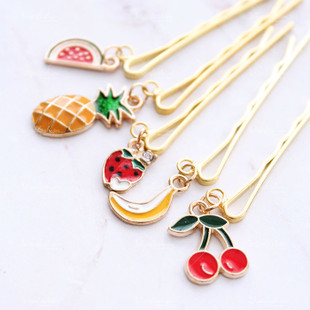 Fruits Bobby Pin