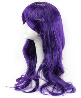 Deep Purple Cosplay Wig