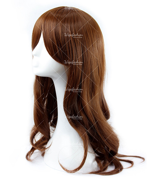 Chocolate Brown Wig