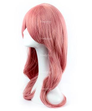 Rose Pink Cosplay Wig
