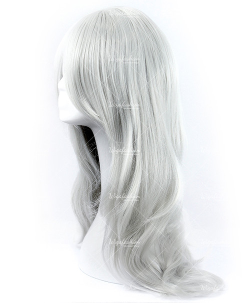 Cloudy Grey Cosplay Wig
