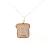 pb + j sandwich necklace by inedible jewelry