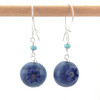 blueberry earrings by inedible jewelry