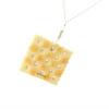 saltine necklace by inedible jewelry