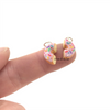 bff doughnut charms by inedible jewelry