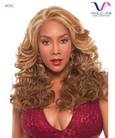 Vivica Fox Lace Wig MORI - Futura Synthetic DeeeP Lace Front Wig