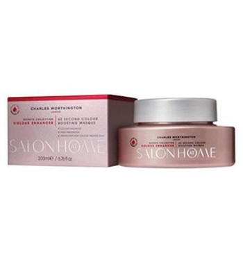 CHARLES WORTHINGTON 60 SECOND COLOUR BOOSTING MASQUE 200ml www,hair2buy.co.uk