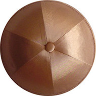 Bronze Satin Kippah