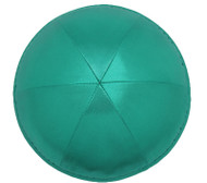 Emerald Green Satin Kippah