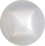 White Satin Kippah