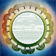 Seasons Eternal Ketubah