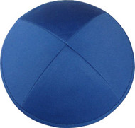 Steel Blue Cotton Kippah